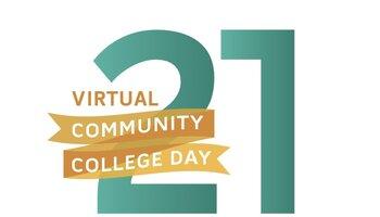 NIH Community College Day Logo